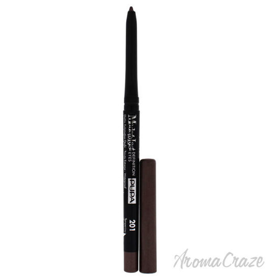 Picture of Made To Last Definition Eyes 201 Bon Ton Brown by Pupa Milano for Women 0.012 oz Eye Pencil