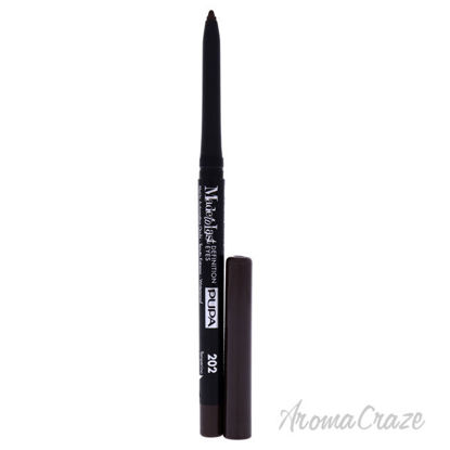 Picture of Made To Last Definition Eyes 202 Dark Cocoa by Pupa Milano for Women 0.012 oz Eye Pencil