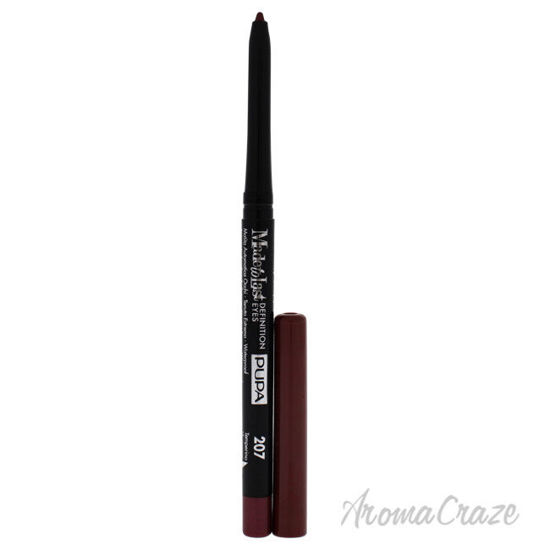 Picture of Made To Last Definition Eyes 207 Deep Burgundy by Pupa Milano for Women 0.012 oz Eye Pencil