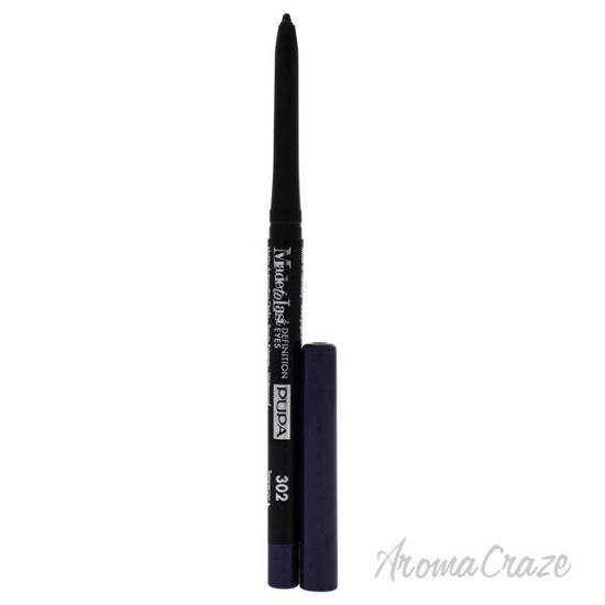 Picture of Made To Last Definition Eyes 302 Intense Aubergine by Pupa Milano for Women 0.012 oz Eye Pencil