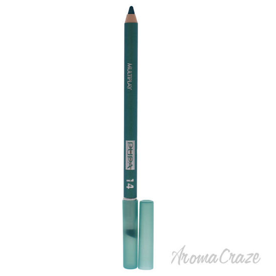 Picture of Multiplay Eye Pencil 14 Water Green by Pupa Milano for Women 0.04 oz Eye Pencil