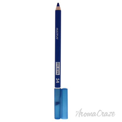 Picture of Multiplay Eye Pencil 54 Indigo Blue by Pupa Milano for Women 0.04 oz Eye Pencil