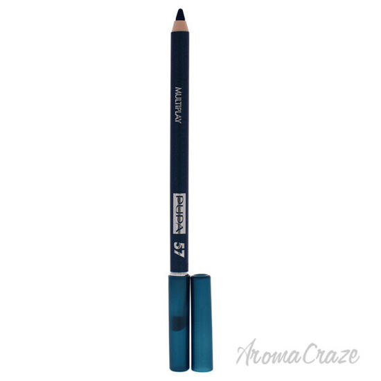 Picture of Multiplay Eye Pencil 57 Petrol Blue by Pupa Milano for Women 0.04 oz Eye Pencil