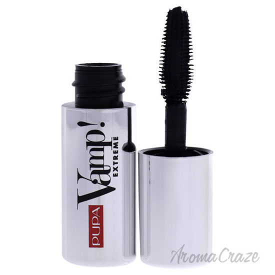 Picture of Vamp Extreme Mascara 010 Black by Pupa Milano for Women 0.27 oz Mascara
