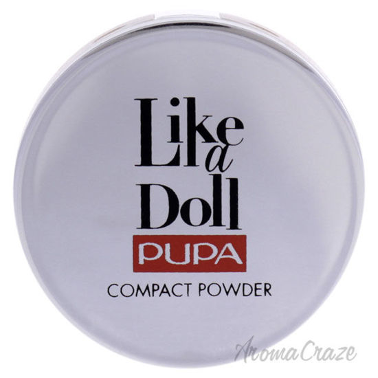 Picture of Like a Doll Compact Powder 002 by Pupa Milano for Women 0.07 oz Powder