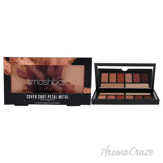 Picture of Cover Shot Eye Palette Petal Metal by SmashBox for Women 0.21 oz Eye Shadow