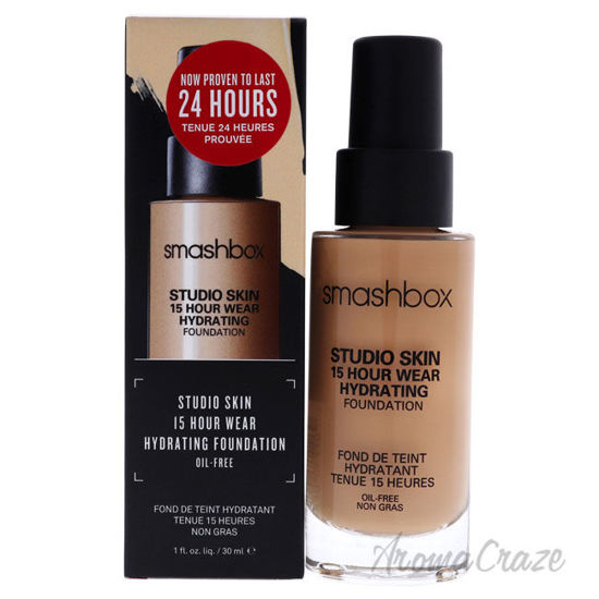 Picture of Studio Skin 24 Hour Wear Hydrating Foundation 2.16 Light With Warm Golden Undertone by Smashbox for Women