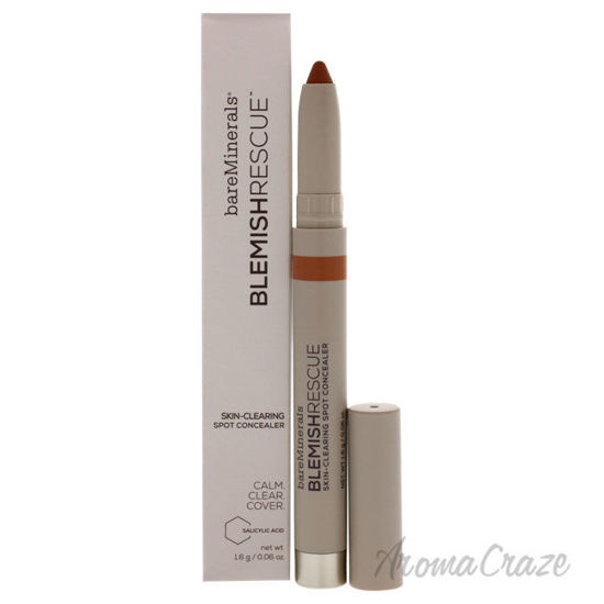 Picture of Blemish Rescue SkinClearing Spot Concealer 4.5N Tan Dark by BareMinerals for Women 0.06 oz Concealer 3