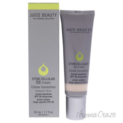 Picture of Stem Cellular CC Cream SPF 30 Natural Glow by Juice Beauty for Women 1.7 oz Makeup