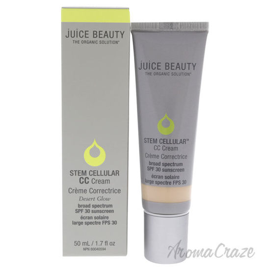 Picture of Stem Cellular CC Cream SPF 30 Desert Glow by Juice Beauty for Women 1.7 oz Makeup