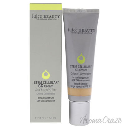 Picture of Stem Cellular CC Cream SPF 30 Sun Kissed Glow by Juice Beauty for Women 1.7 oz Makeup