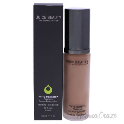 Picture of Phyto Pigments Flawless Serum Foundation 08 Cream by Juice Beauty for Women 1 oz Foundation