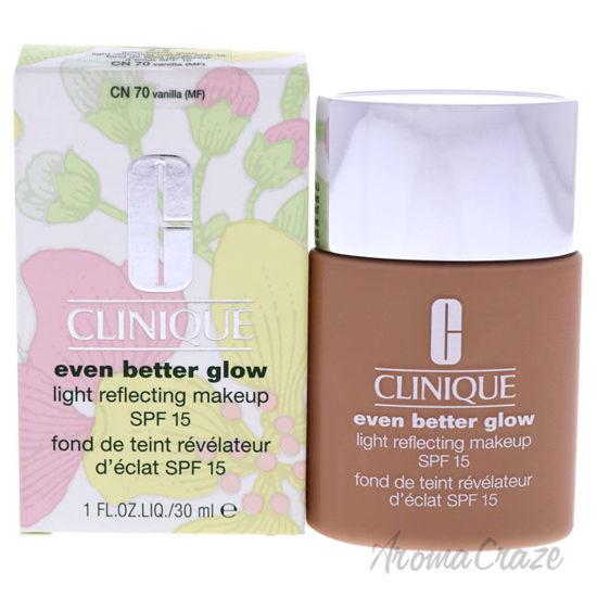 Picture of Even Better Glow Light Reflecting Makeup SPF 15 CN 70 Vanilla by Clinique for Women 1 oz Foundation