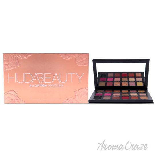 Picture of Rose Gold Remastered Eyeshadow Palette by Huda Beauty for Women 0.59 oz Eye Shadow