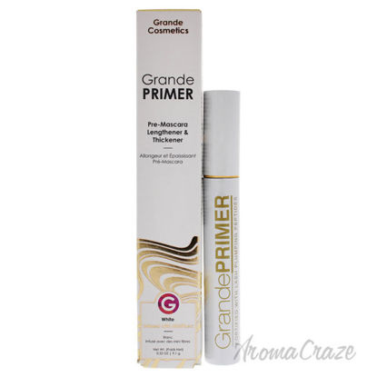 Picture of GrandePRIMER Pre Mascara Lengthener and Thickener by Grande Cosmetics for Women 0.32 oz Mascara