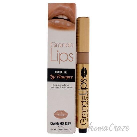 Picture of GrandeLIPS Hydrating Lip Plumper Cashmere Buff by Grande Cosmetics for Women 0.084 oz Lip Gloss