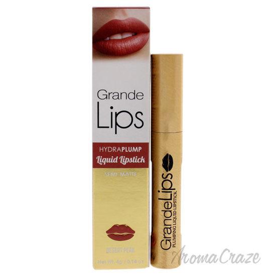 Picture of GrandeLIPS Plumping Liquid Lipstick Semi Matte Desert Peak by Grande Cosmetics for Women 0.14 oz Lipstick
