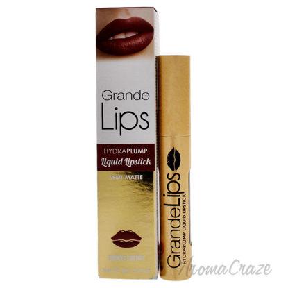 Picture of GrandeLIPS Plumping Liquid Lipstick Semi Matte Smoked Sherry by Grande Cosmetics for Women 0.14 oz Lipstick