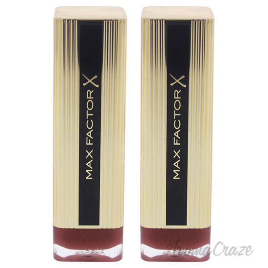 Picture of Colour Elixir Lipstick 080 Chilli by Max Factor for Women 0.14 oz Lipstick Pack of 2