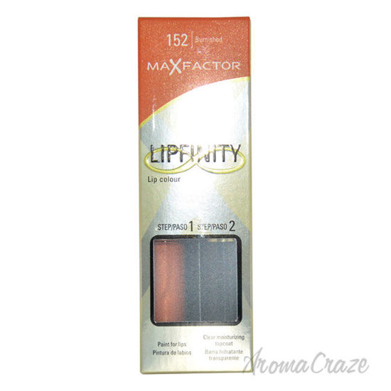 Picture of Lipfinity 152 Burnished by Max Factor for Women 4.2 g Lipstick