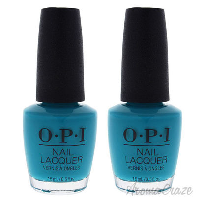 Picture of Nail Lacquer - NL N74 Dance Party Teal Dawn by OPI for Women - 0.5 oz