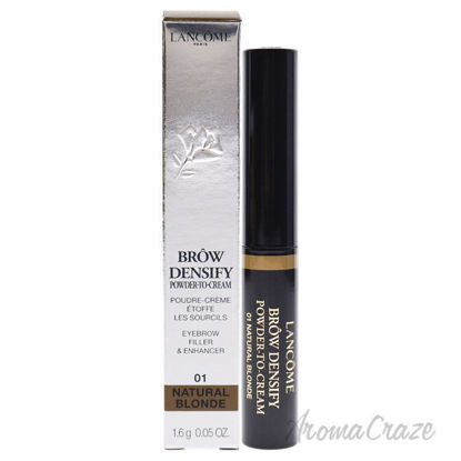 Picture of Brow Densify Powder To Cream 01 Natural Blonde by Lancome for Women 0.05 oz Eyebrow Filler