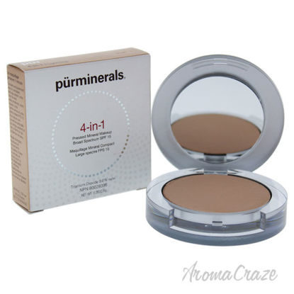 Picture of 4 in 1 Pressed Mineral Makeup SPF 15 Light Clair by Pur Minerals for Women 0.28 oz Foundation