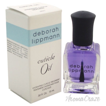 Picture of Cuticle Oil Hydrating Cuticle Treatment by Deborah Lippmann for Women 0.5 oz Treatment