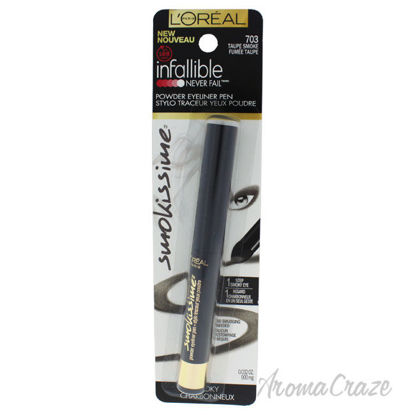 Picture of Infallible Never Fail Smokissime Eyeliner 703 Taupe Smoke by LOreal Professional for Women 0.03 oz Eyeliner