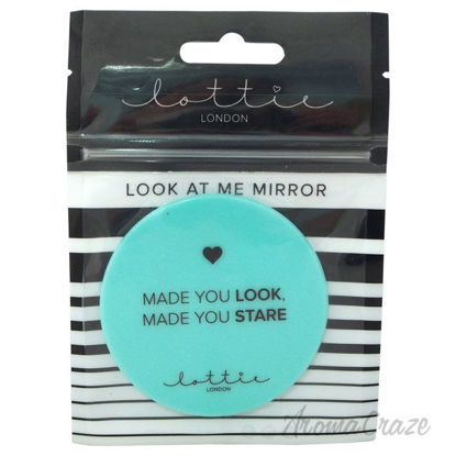 Picture of Look At Me Mirror Green by Lottie London for Women 1 Pc Mirror