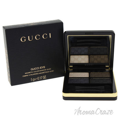 Picture of Magnetic Color Shadow Quad 010 Cosmic Deco by Gucci for Women 0.17 oz Eyeshadow