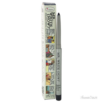 Picture of Mr. Write (Now) Eyeliner Pencil Raj B. Navy by the Balm for Women 0.01 oz Eyeliner