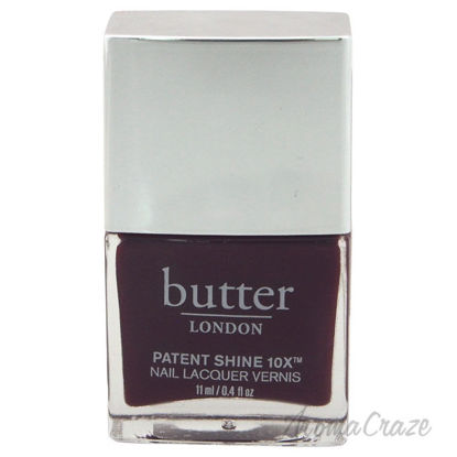 Picture of Patent Shine 10X Nail Lacquer Afters by Butter London for Women 0.4 oz Nail Lacquer