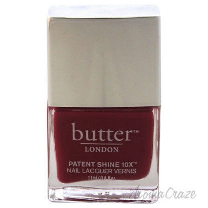 Picture of Patent Shine 10X Nail Lacquer Broody by Butter London for Women 0.4 oz Nail Lacquer