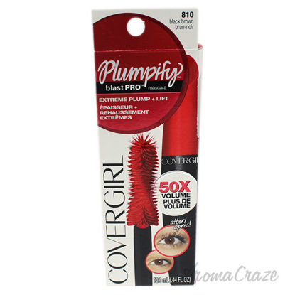 Picture of Plumpify BlastPro Mascara 810 Black Brown by CoverGirl for Women 0.44 oz Mascara