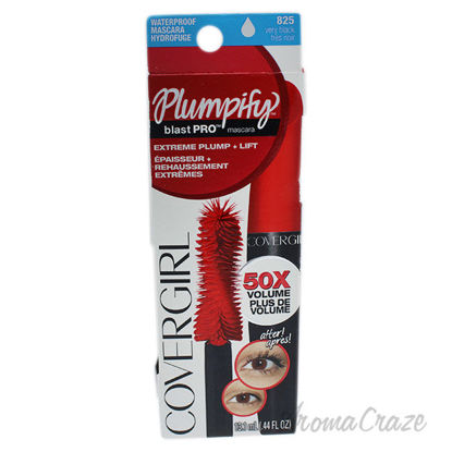 Picture of Plumpify BlastPro Waterproof Mascara 825 Very Black by CoverGirl for Women 0.44 oz Mascara
