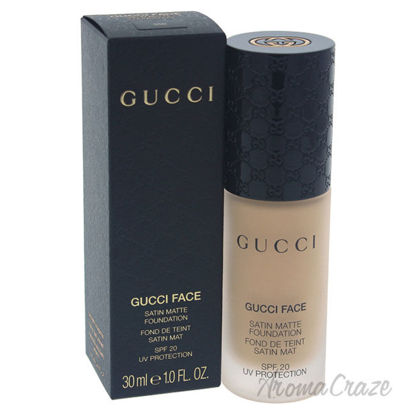 Picture of Satin Matte Foundation SPF 20 050 by Gucci for Women 1 oz Foundation