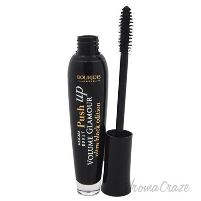 Picture of Volume Glamour Push Up 31 Ultra Black by Bourjois for Women 0.24 oz Mascara