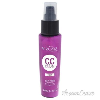 Picture of CC Cream 12 in 1 by Vizcaya for Unisex 2.36 oz Cream