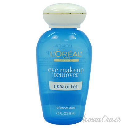 Picture of Dermo Expertise Eye Makeup Remover Expertise Refresh by LOreal Professional for Women 4 oz Makeup Remover