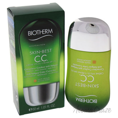Picture of Skin Best CC Cream SPF 25 Medium Shade by Biotherm for Women 1.01 oz Makeup