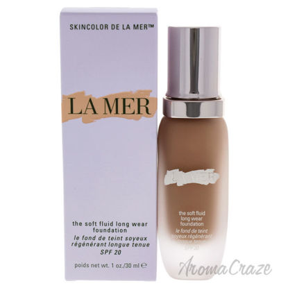 Picture of The Soft Fluid Long Wear Foundation SPF 20 21A Dune by La Mer for Women 1 oz Foundation
