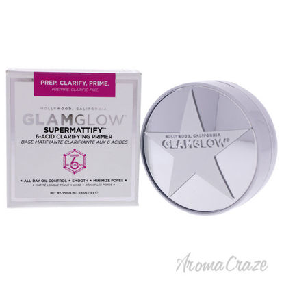 Picture of Supermattify Clarifying Primer by Glamglow for Unisex 0.5 oz Primer