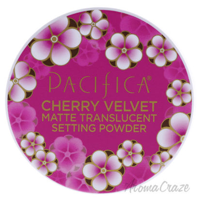 Picture of Cherry Velvet Matte Setting Translucent Powder by Pacifica for Women 0.45 oz Powder