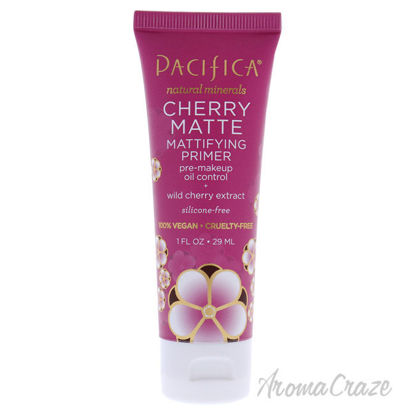 Picture of Cherry Matte Mattifying Primer by Pacifica for Women 1 oz Primer