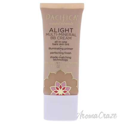 Picture of Alight Multi Mineral BB Cream 6 Medium by Pacifica for Women 1 oz Makeup
