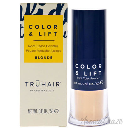 Picture of Color and Lift Root Color Powder Blonde by Truhair for Unisex 0.18 oz Hair Color