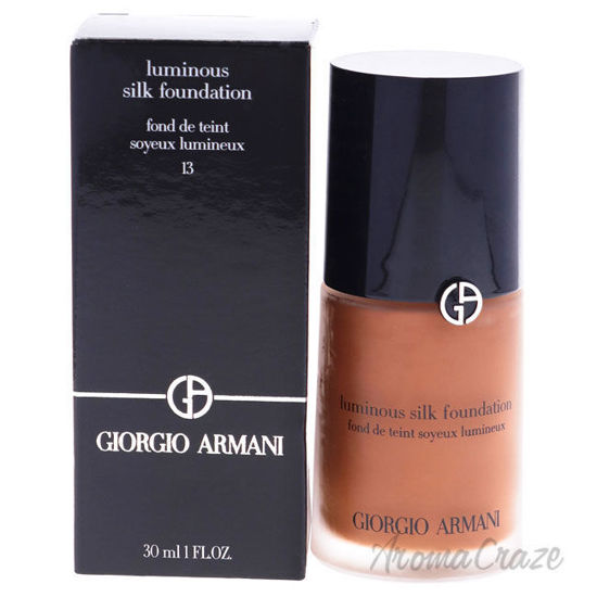 Picture of Luminous Silk Foundation 13 Deep Neutral by Giorgio Armani for Women 1 oz Foundation