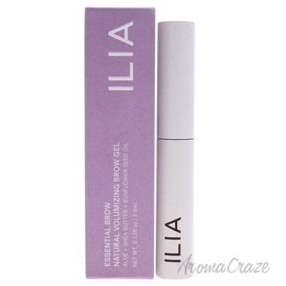 Picture of Essential Brow Gel-Dark Brown by ILIA Beauty for Women-0.13 oz Eyebrow Gel