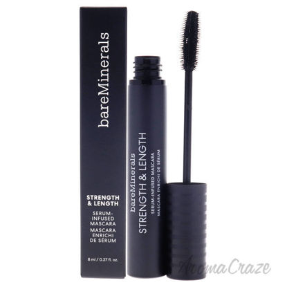 Picture of Strength and Length Serum-Infused Mascara by bareMinerals for Women-0.27 oz Mascara